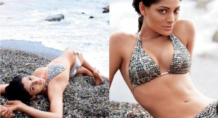 Saiyami Kher Kingfisher Swimsuit Calendar Shoot is uber sexy