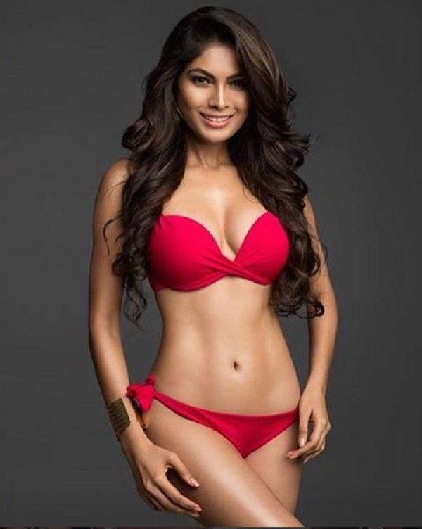 Lopmudra Raut's sexy bikini shoots