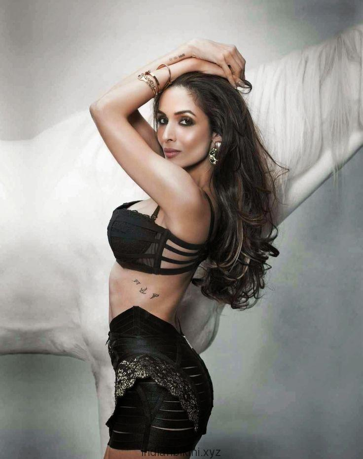 Malaika Arora Khan's GQ photoshoot