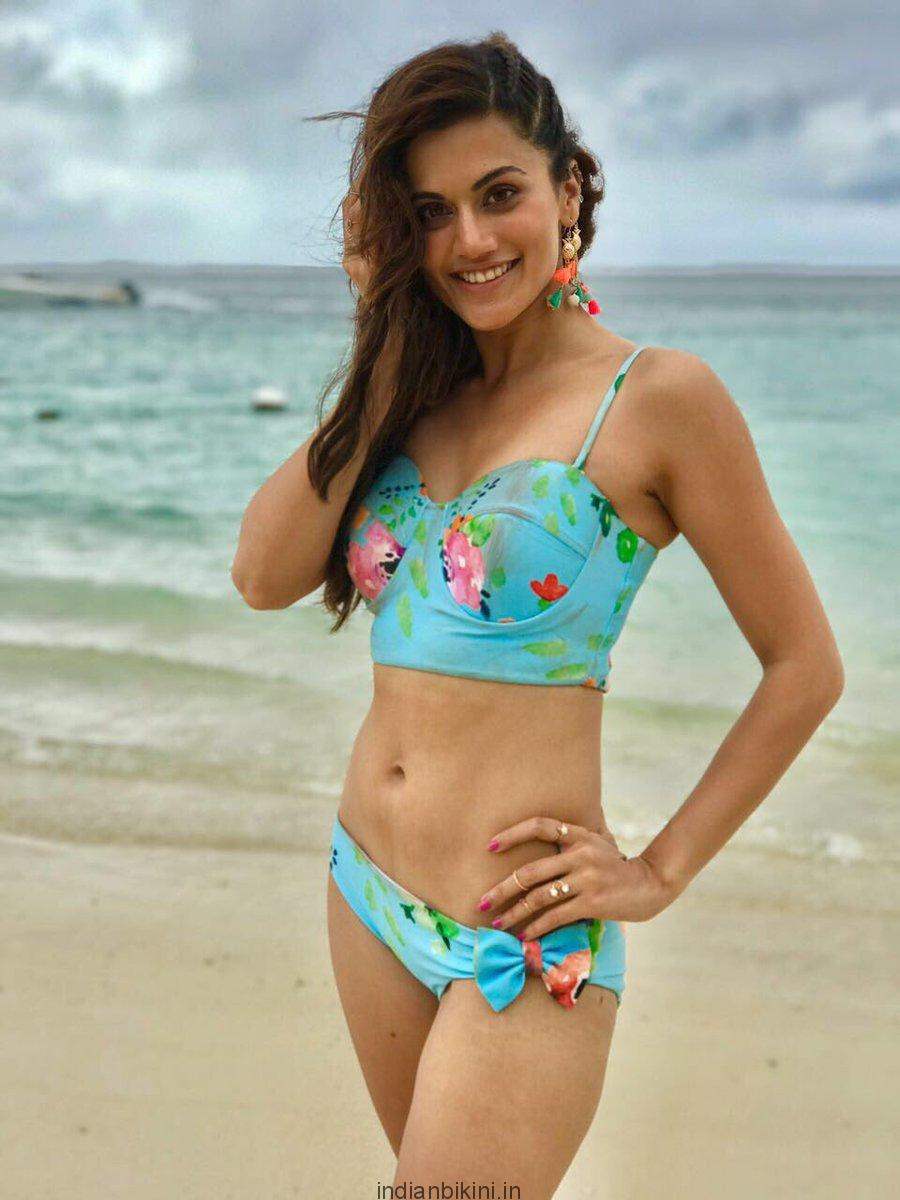 Tapsee Pannu shows off her sexy side in Judwaa 2